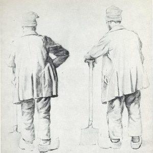 Basis Tekenen Van Gogh foto
