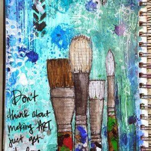 art journal website