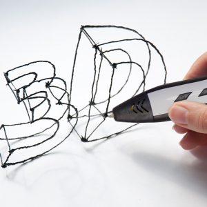 3d print pen tekenen