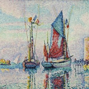 paul signac tonijnvissers