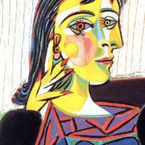 Picasso portret Dora Maar